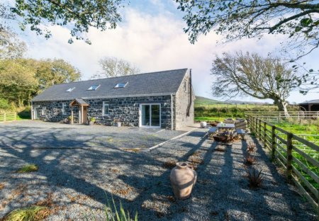 House in Aberdaron, Wales