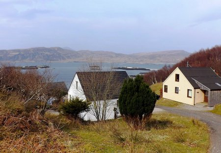 House in Kyle and Sleat, Scotland