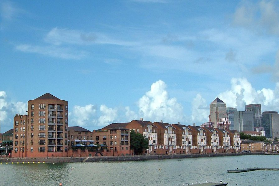 Owners abroad Surrey Quays