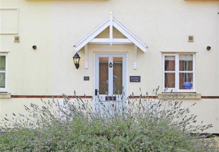 House in Reydon, England