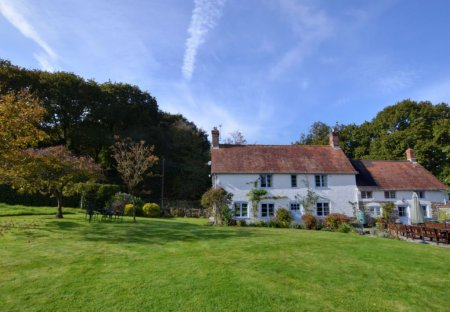 House in Arne, England