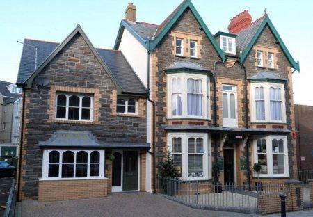 House in Aberystwyth, Wales