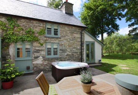 Cottage in Llandrillo, Wales