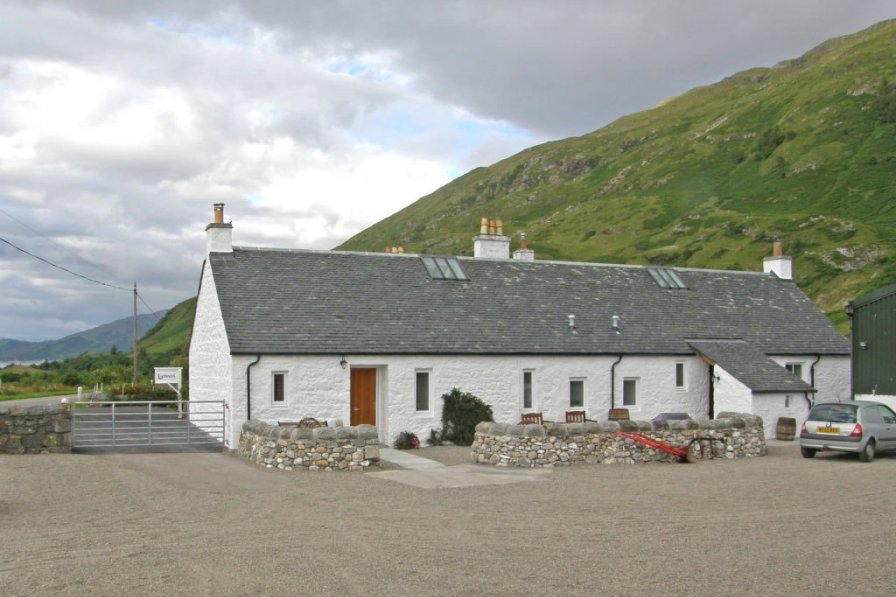Owners abroad Stable Bothy