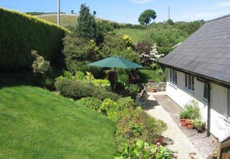 Cottage in Llanfair Talhaiarn, Wales