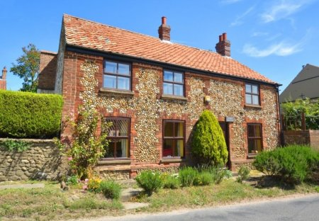 Cottage in Sedgeford, England
