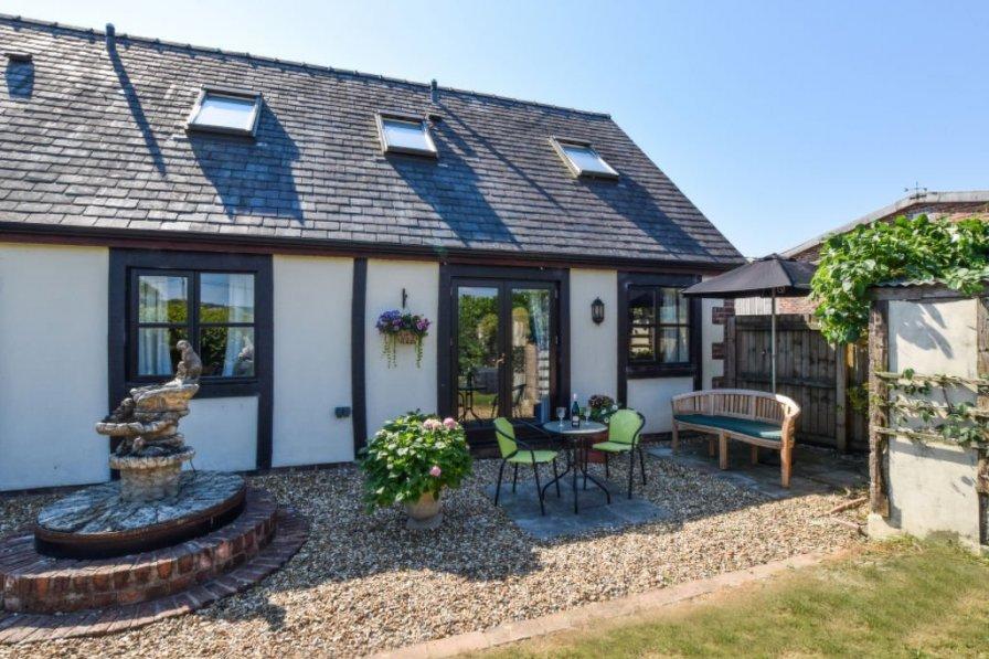 Cottage in United Kingdom, Llangyniew