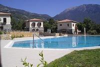 Villa in Turkey, Ovacik: Mountain View From Pool