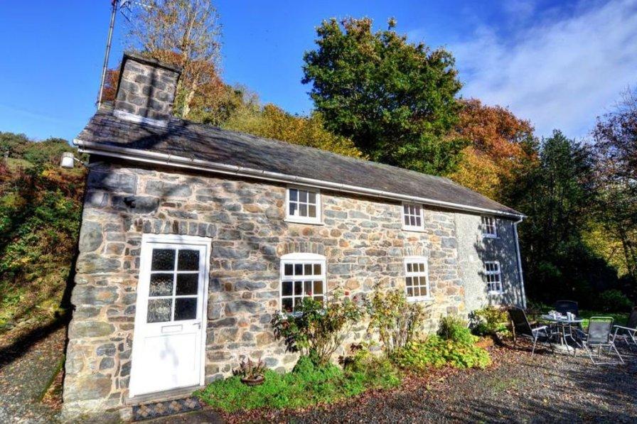 Cottage in United Kingdom, Llanfair Caereinion