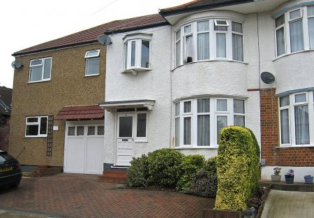 House in West Harrow, London