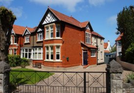House in Colwyn Bay, Wales