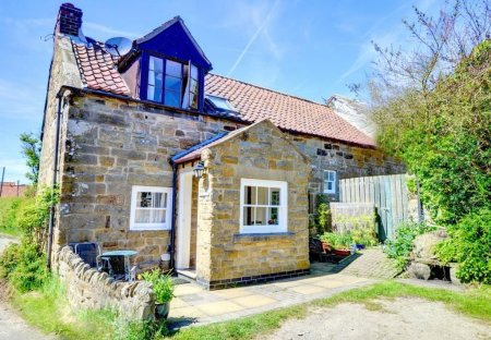 Cottage in Barnby, England
