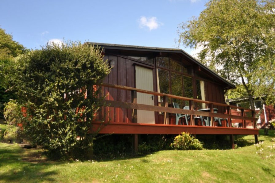 Chalet in United Kingdom, The Havens
