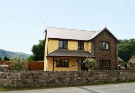 House in Ystradgynlais, Wales