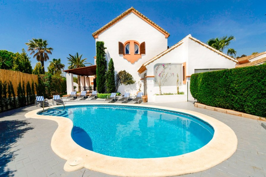 Villa in Spain, Atamaria