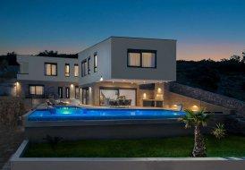 Villa in Okrug Gornji, Croatia