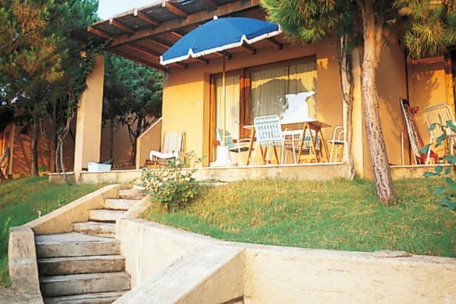 Villa in Italy, Porto Tramatzu
