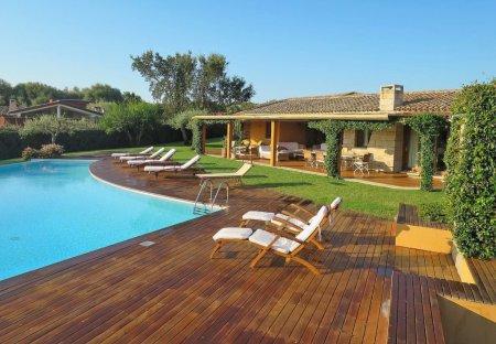 Villa in Lu Fraili di Sotto, Sardinia
