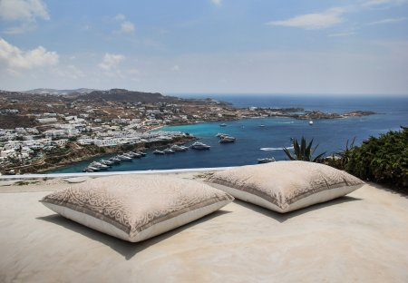 Villa in Mykonos, Greece
