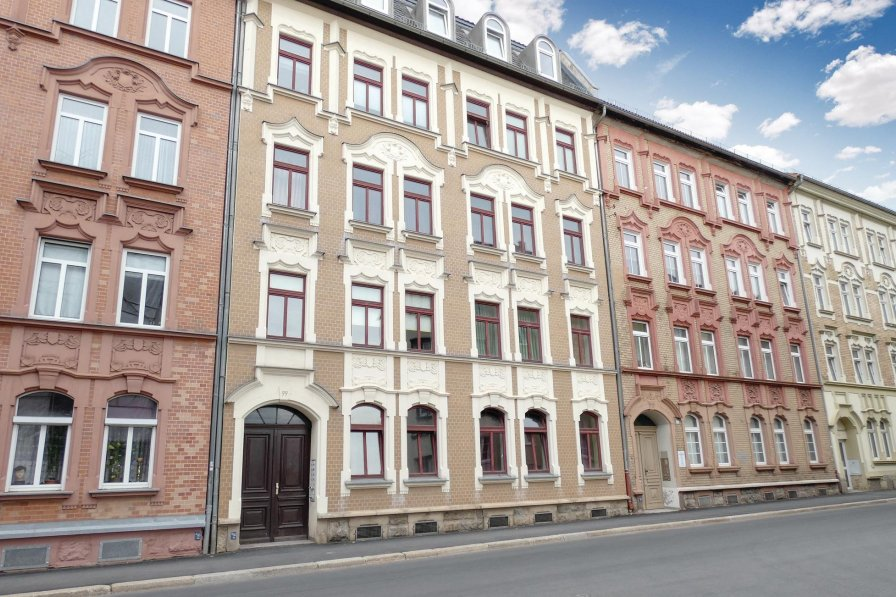 Apartment in Germany, Gera