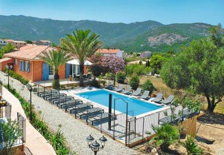 Apartment in Galéria, Corsica
