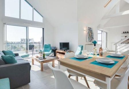 Apartment in Quiberon Ouest, France
