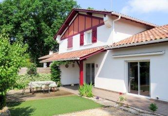 3 bedroom House for rent in Moliets