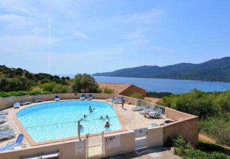 Apartment in Serra-di-Ferro, Corsica