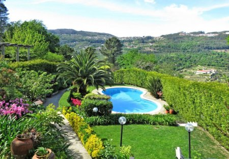 Villa in Meijoadas, Portugal