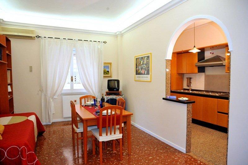 Apartment in Italy, Gordiani