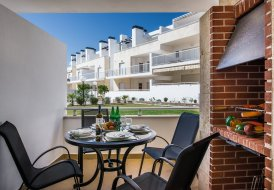 Apartment in Santa Luzia, Algarve