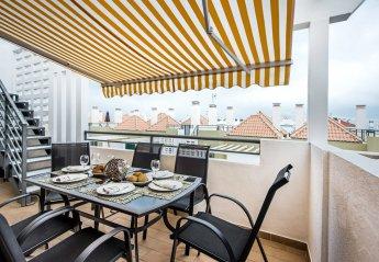 2 bedroom Apartment for rent in Cabanas de Tavira