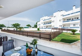Apartment in Santa Luzia, Algarve