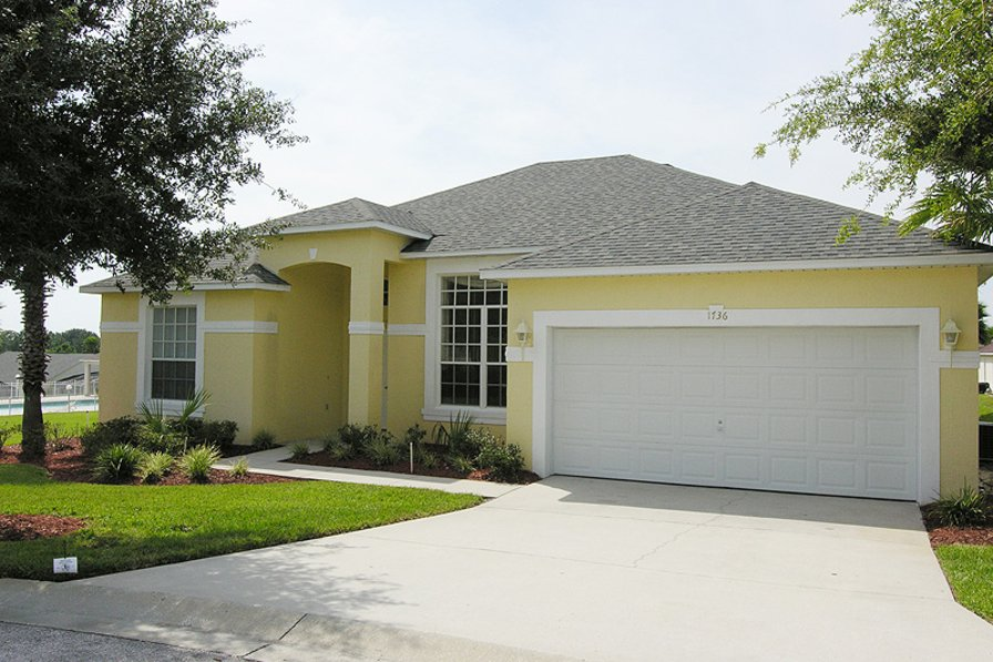 villa to rent in orlando disney florida with private pool 26576