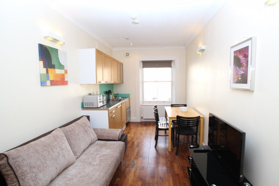 Kensington High Street One Bed 11