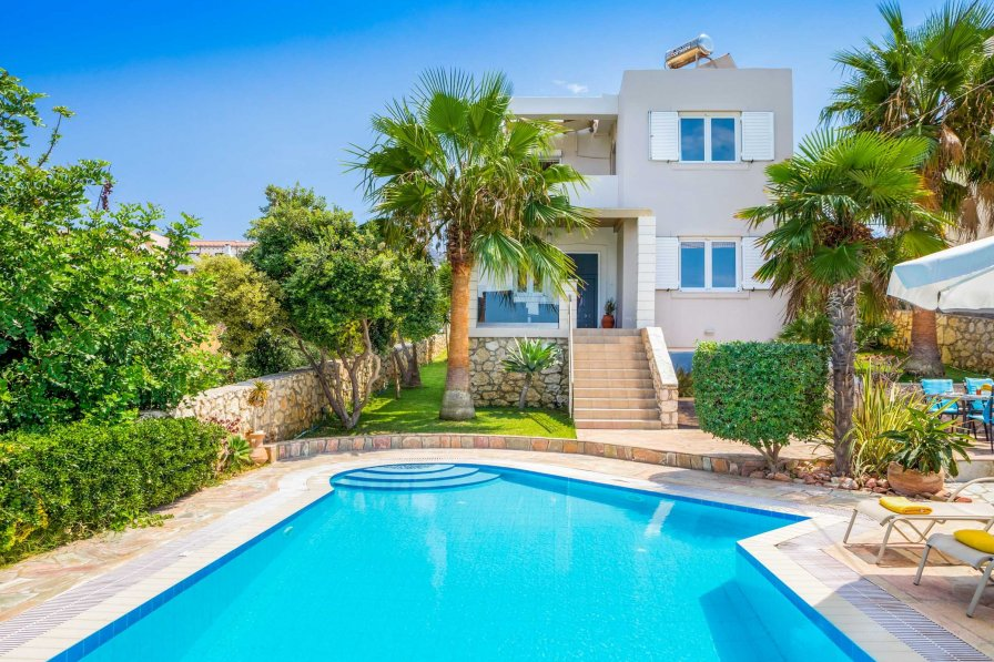 Villa in Greece, Almyrida: Villa Nikos - Crete