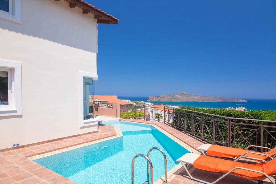 Villa in Greece, Agia Marina: Lofos Maisonette - Crete