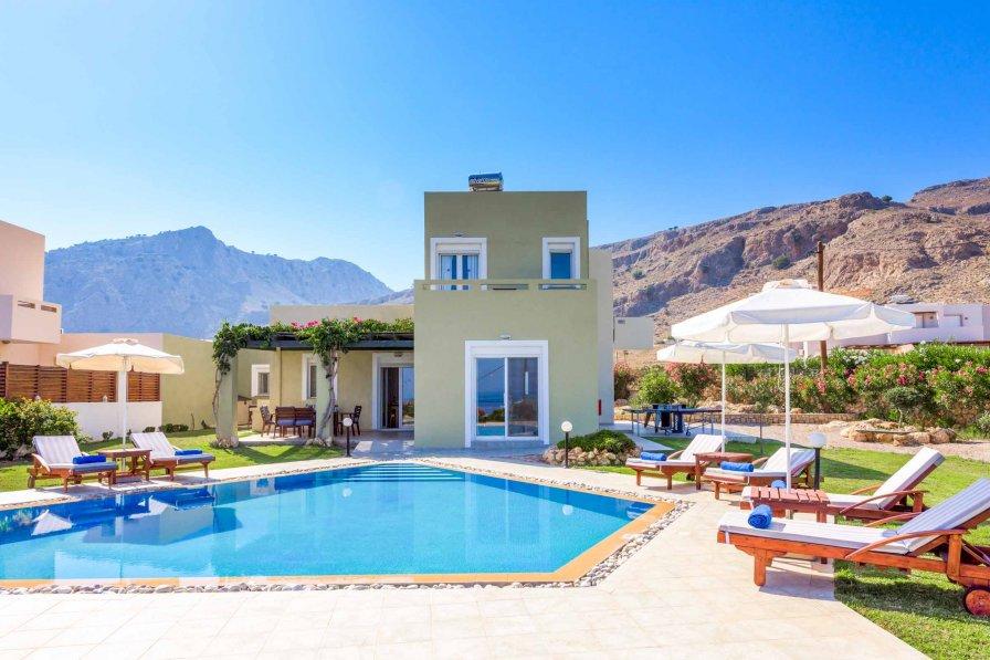 Villa in Greece, Rhodes: Melodia - Rhodes
