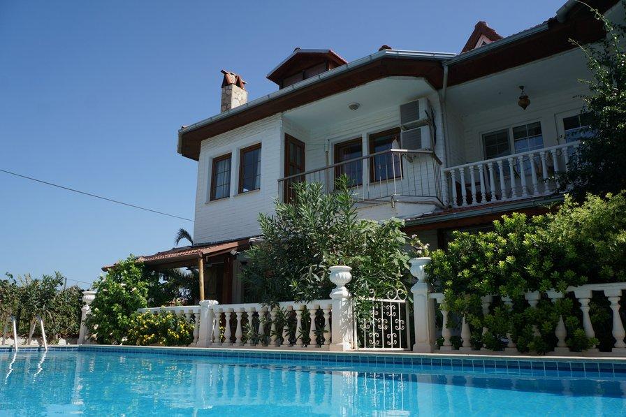 Villa in Turkey, Gulpinar area