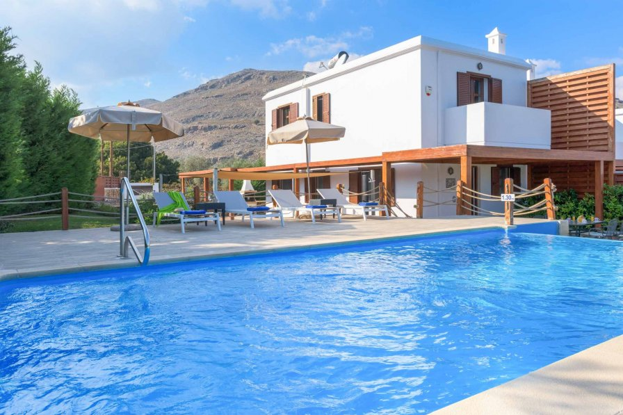 Villa in Greece, Lindos: Lindos Emerald - Rhodes