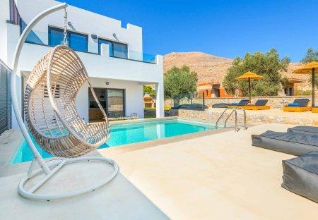 Villa in Lindos, Rhodes: Lambis Harmonia - Rhodes