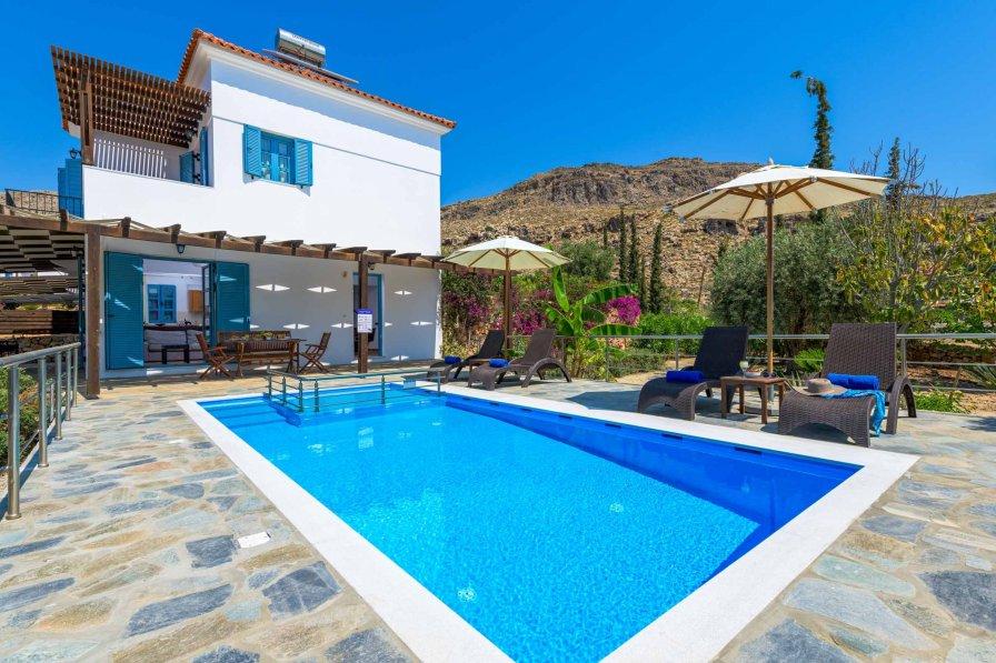 Villa in Greece, Rhodes: Aua Maris - Rhodes