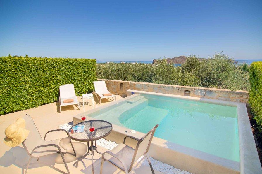 Villa in Greece, Agia Marina: Lofos Suite - Crete