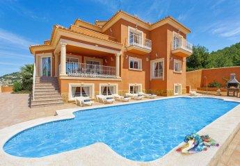 9 bedroom Villa for rent in Calpe