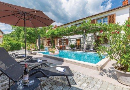 Villa in Brest Pod Učkom, Croatia