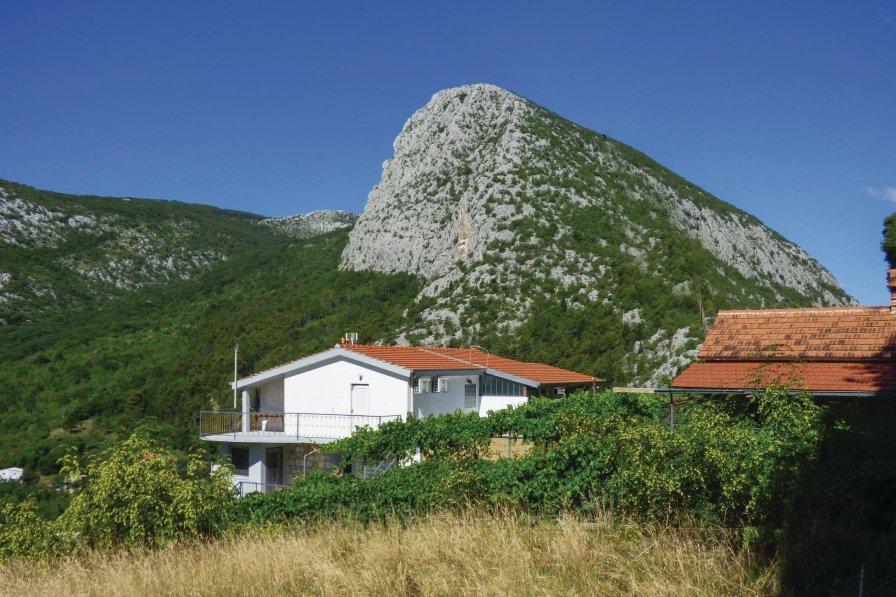 Villa in Croatia, Podašpilje