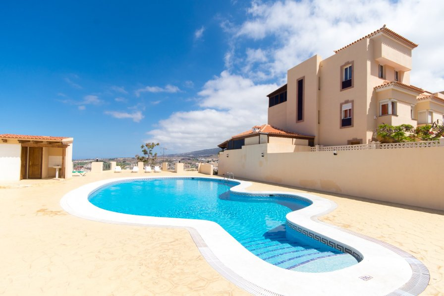 Villa Lorreine, spacious 3 bed villa in Costa Adeje