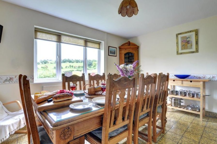 Holiday home to rent in Llansannan