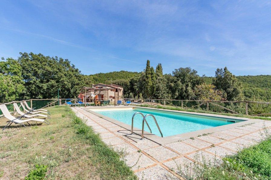 Villa in Italy, Castagneto Carducci