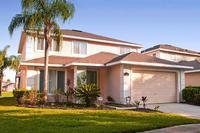 Villa in USA, Sunset Lakes: Villa Front